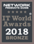 IT World awards 2018